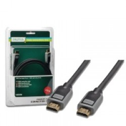 Audio/videokaabel HDMI-A (M) - HDMI-A (M) 03,0m, must