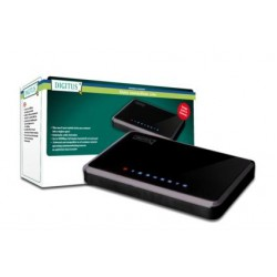 Switch 8- porti 10/100/1000Mbps, N-Way
