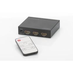 HDMI 4K switch, 3x1