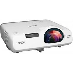 Projektor EB-535W ShortThrow 3LCD WXGA valge