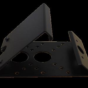 Dreamoc HD3 alusraamile kinnituv iPad kinnitus, must